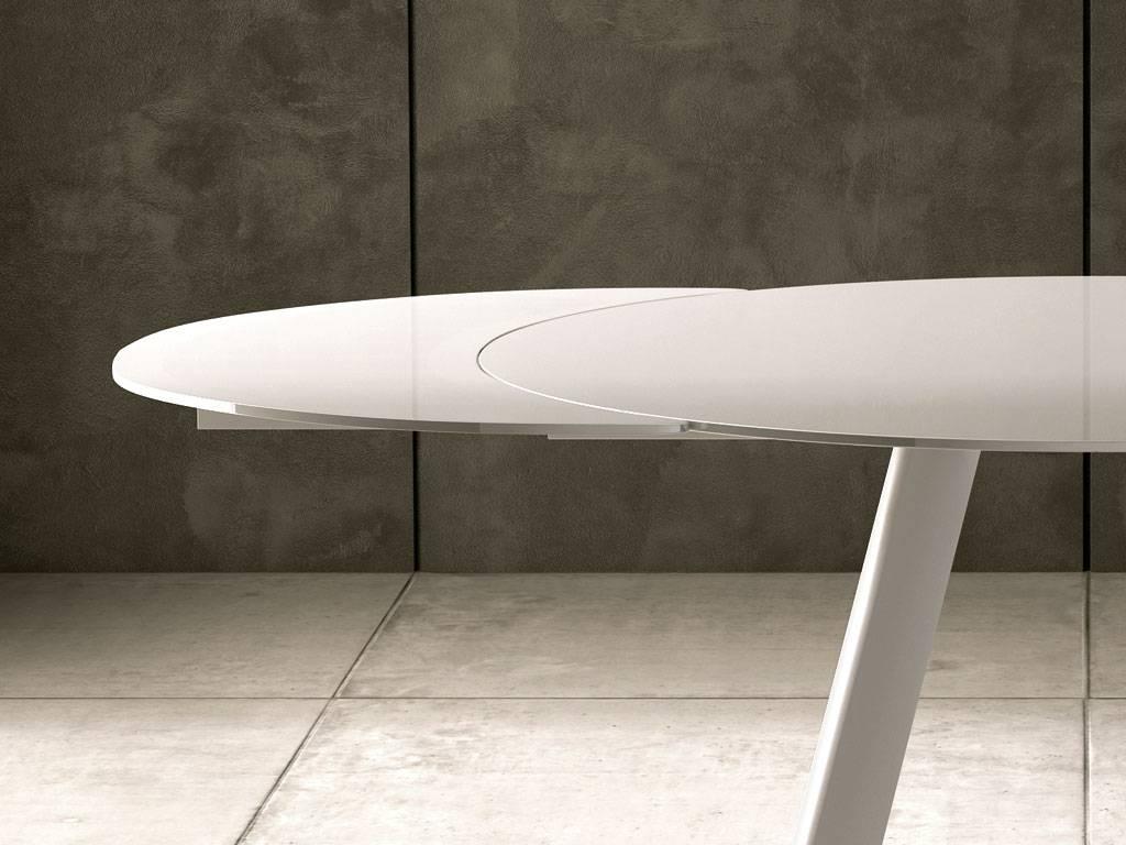 Tavolo rotondo 3 proposte per arredare casa - Ikea tavolo vetro allungabile ...