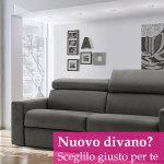 Come scegliere il divano perfetto per il tuo salotto!