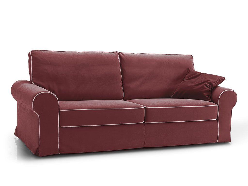 divano in tessuto 3 posti