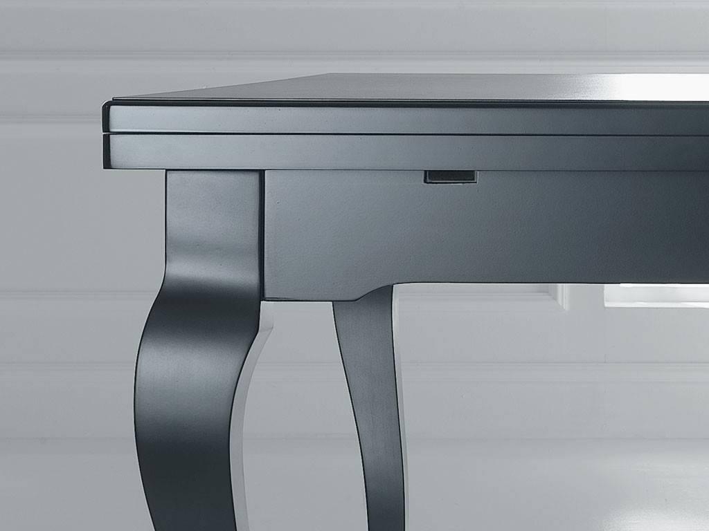 Hai problemi di spazio in casa prova un tavolo allungabile - Consolle tavolo allungabile ikea ...