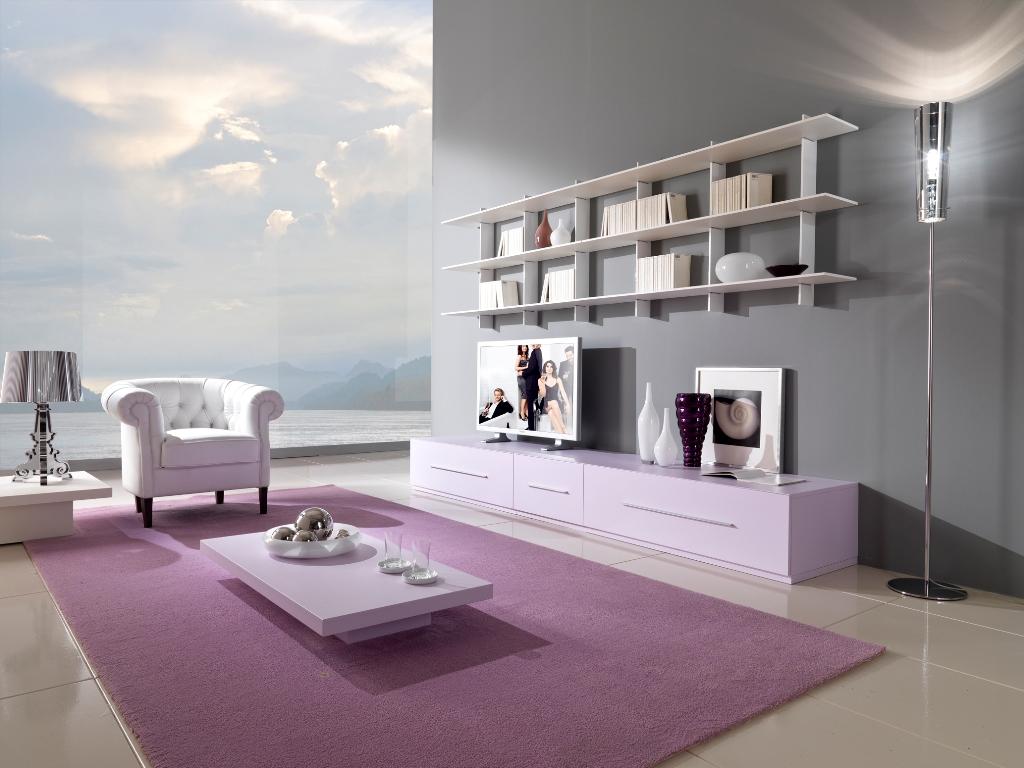 Arredare la zona living for E design della casa