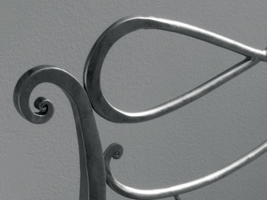 Verniciare Letto Ferro Battuto letti in ferro battuto, un classico che non passa mai di moda