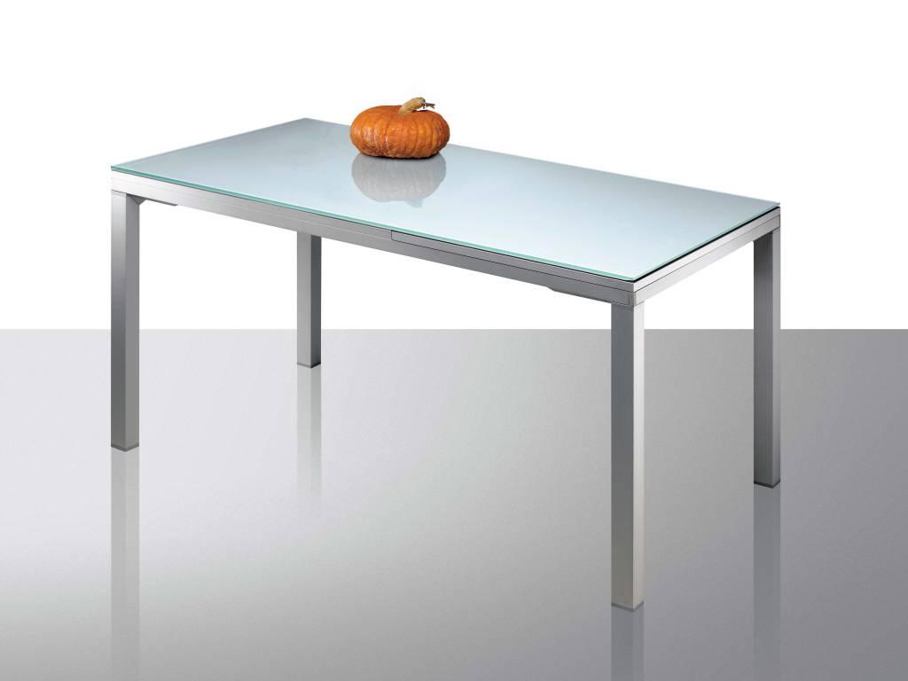 Tavolo in vetro allungabile wings novit su infabbrica - Tavolo di vetro ...