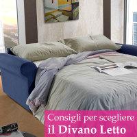 consigli per scegliere il divano letto