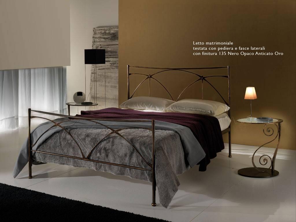 Arredare la camera da letto dei bambini con un letto in - Camere da letto ferro battuto ...