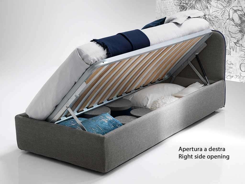 divano letto con apertura angolare