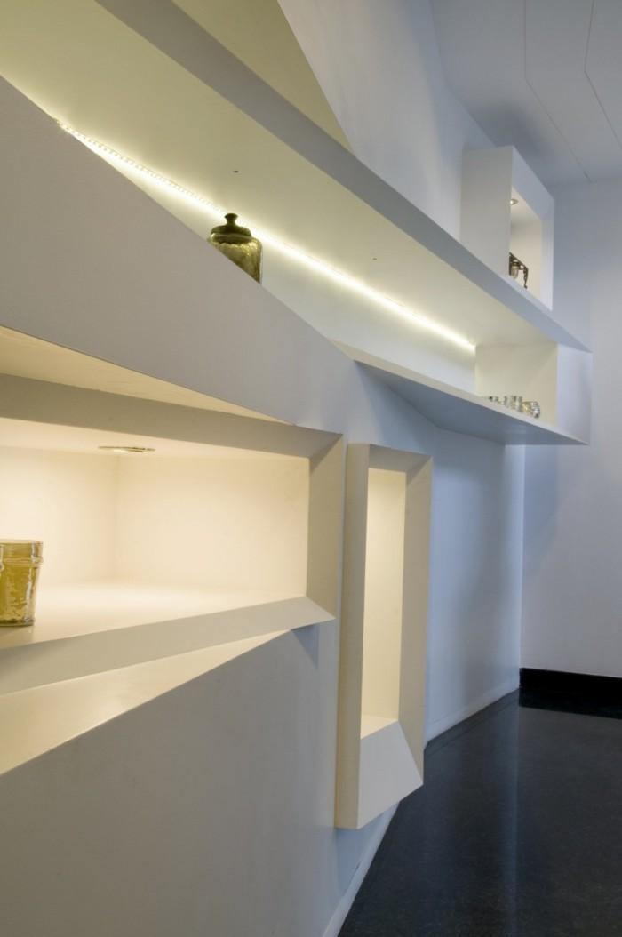 Lampadari a led modernit e risparmio per la casa - Luci a led per interni casa ...