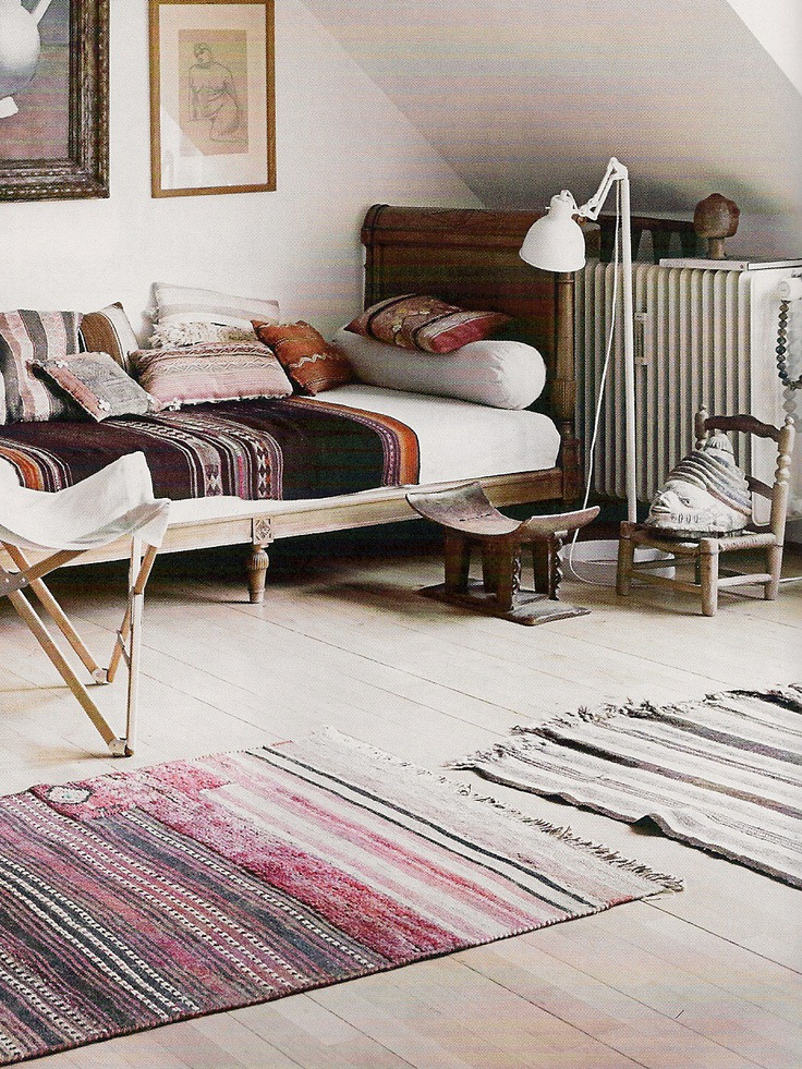 tappeti indiani arredare la casa in stile etnico