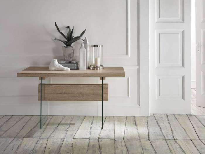 Salone Stile Moderno Con Parquet E Vetrate Internal Design : Arredare una casa moderna alcuni consigli