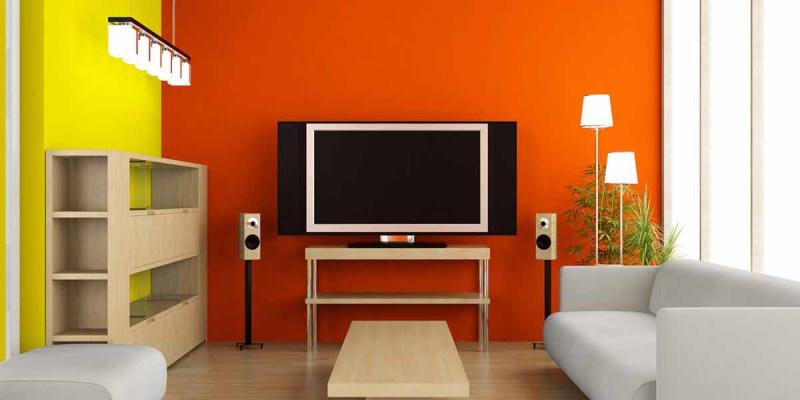 Mensole da muro un tocco di design per le pareti - Colorare pareti casa ...