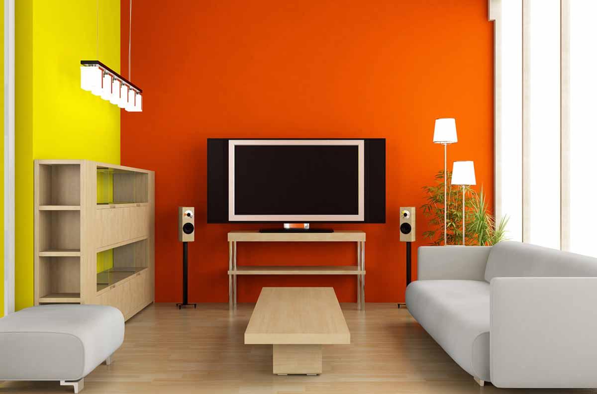 Colorare le pareti ecco gli abbinamenti ideali for Registrare gli stili di casa