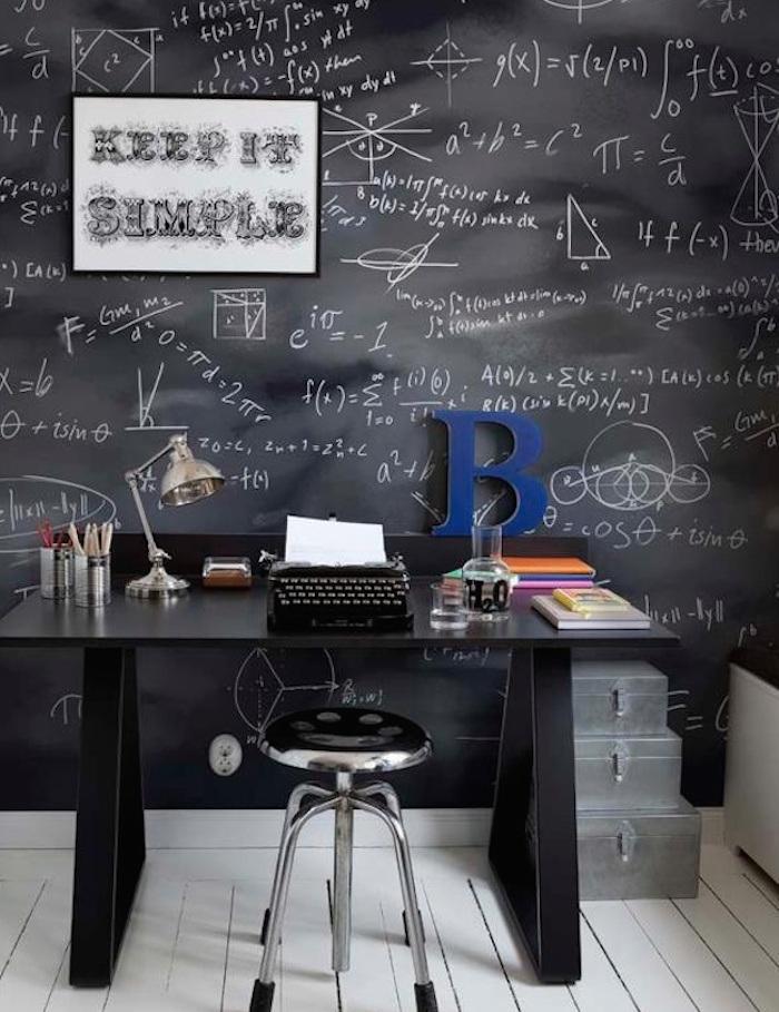 arredare ufficio in casa, arredamento ufficio casa,