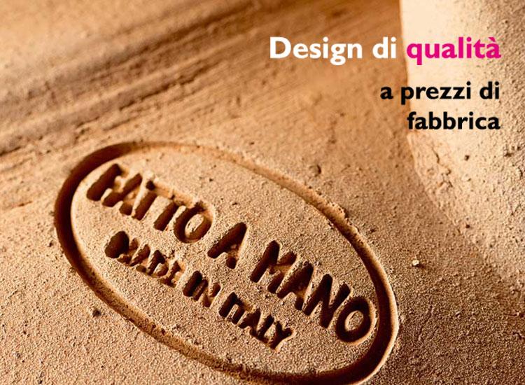 Infabbrica: oggetti di design e complementi d'arredo