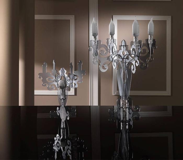 lampade da tavolo, arredare il salotto