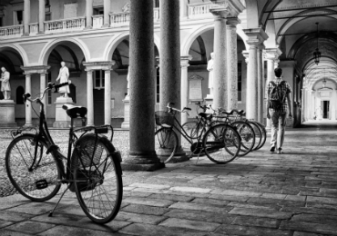 Biciclette vintage da città stile e funzionalità