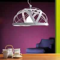 lampade a sospensione, arredamento minimalista