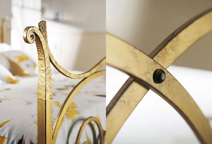 letti in ferro battuto, letti in ferro battuto moderni, letti in ferro battuto antichi