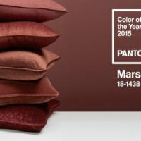 marsala colore 2015 arredamento