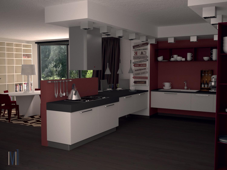 Arredare con il marsala colore dell 39 anno 2015 - Cambiare colore ai mobili ...