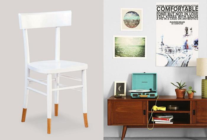 Arredamento stile vintage un tuffo nel passato for Mobili anni 60