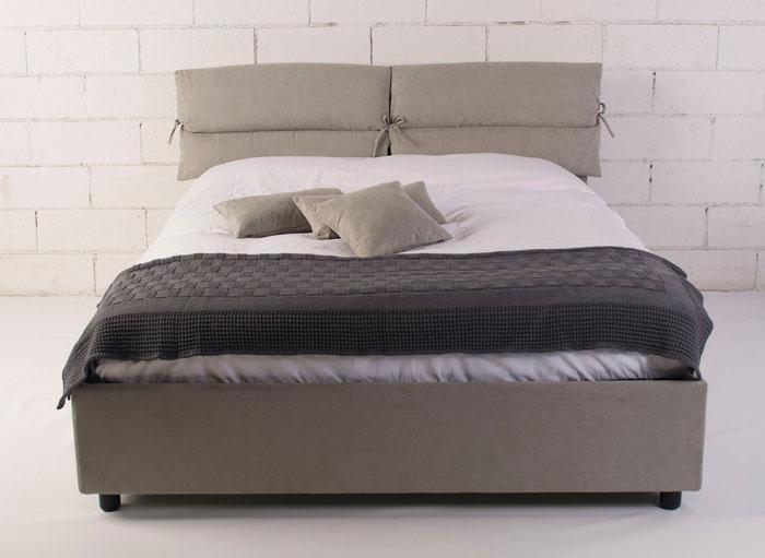 Letti imbottiti per arredare la camera da letto - Letto imbottito con contenitore ...