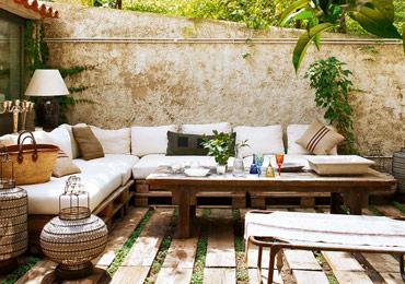 Le tendenze 2015 per l 39 illuminazione da giardino - Arredamento da giardino ikea ...