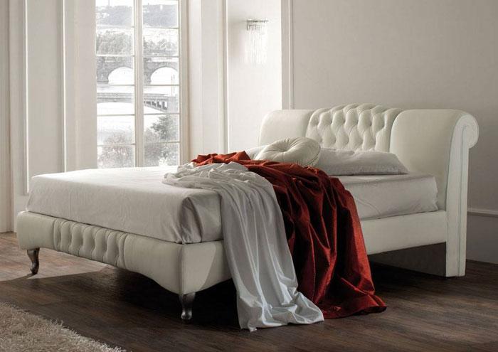 letti imbottiti per arredare la camera da letto