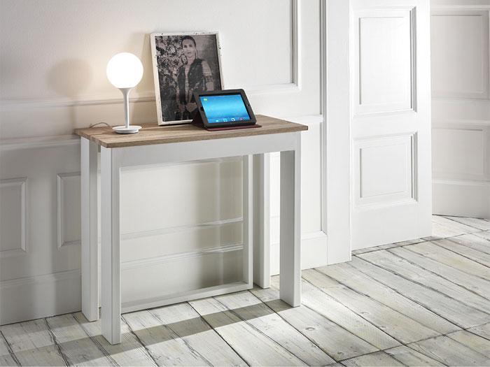 Risolvere i problemi di spazio consolle allungabili moderne for Migliori tavoli allungabili