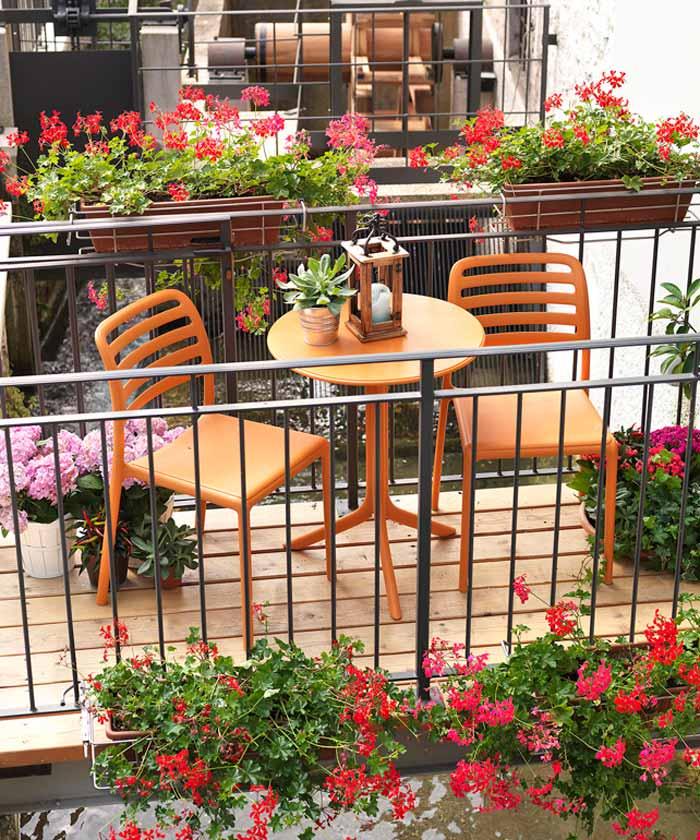 Arredare il balcone di casa idee originali - Idee originali per arredare casa ...