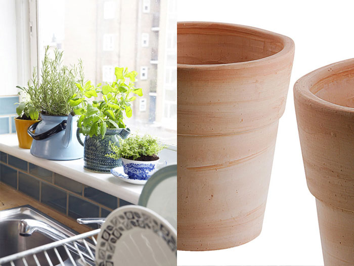 Angolo verde in casa come crearlo in poco spazio - Creare un bagno in poco spazio ...