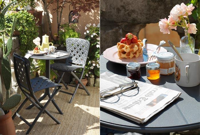 idee per arredare il terrazzo. piante in balcone with idee per ... - Idee Arredamento Balcone