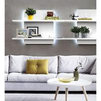 libreria modulare retroilluminata di nome equal
