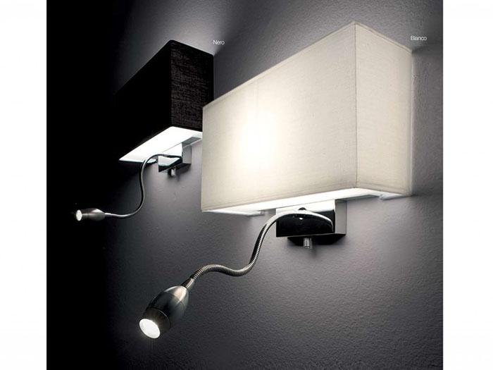 Hotel, lampada da parete a LED