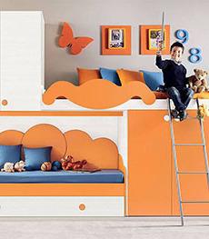 idee salvaspazio camerette bambini