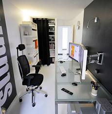 Idee per arredare un ufficio for Consigli per arredare