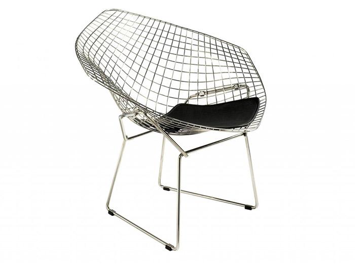 6 sedie di design famose for Sedia di design
