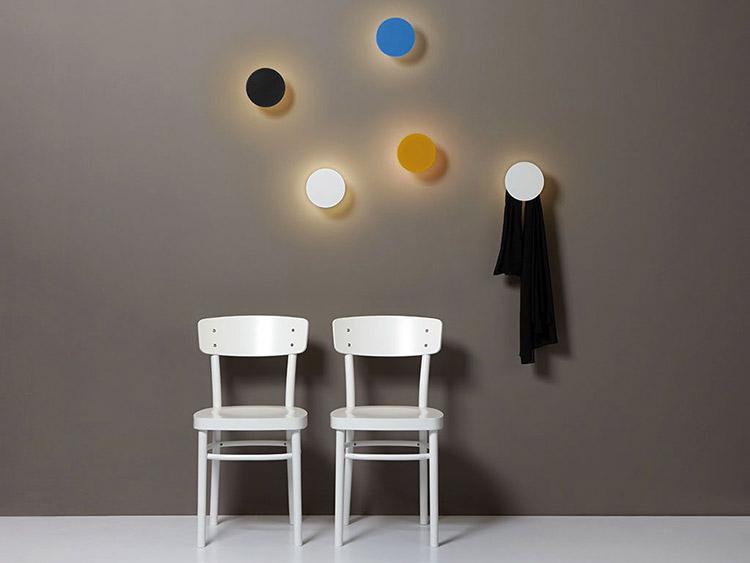 Decorare le pareti di casa con un tocco di colore - Decorare pareti camera ...