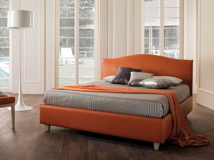 idee arredamento colori abbinamento arancio