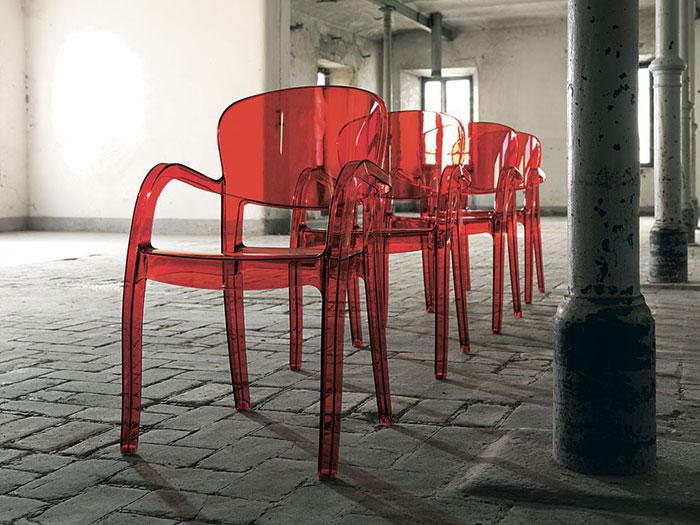 sedia-in-plastica-policarbonato-jolly-idee-arredamento