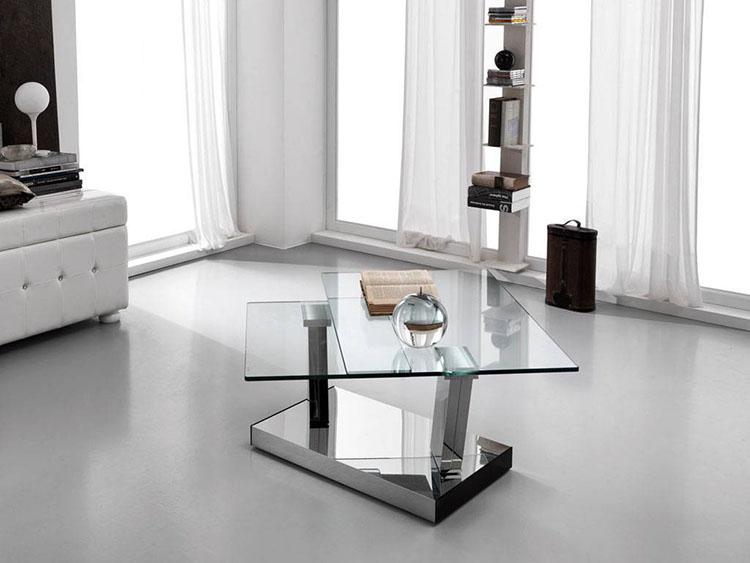 tavolini da salotto dal classico al minimal