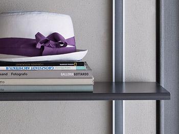Arredare casa con i libri, idee d'arredamento per chi ama leggere.