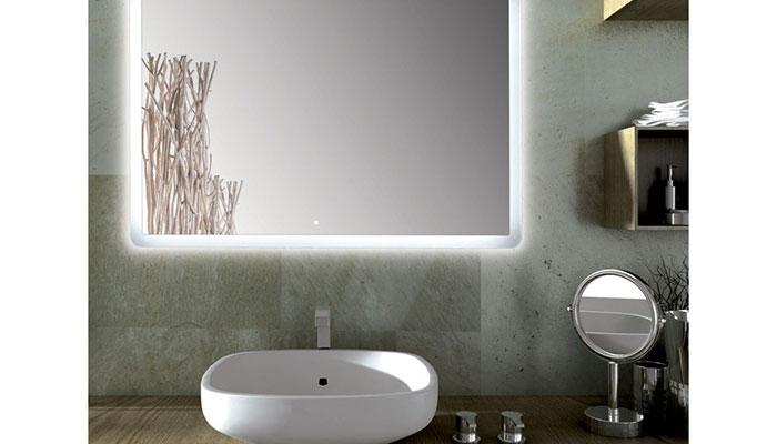 Illuminazione bagno specchio led una magia di riflessi - Specchio ingranditore bagno ...