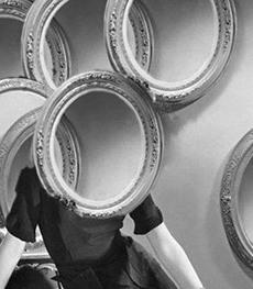 specchi artistici