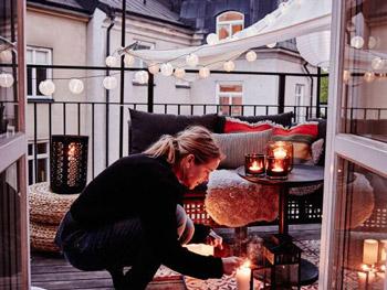 5 utili consigli per arredare il tuo balcone con stile.