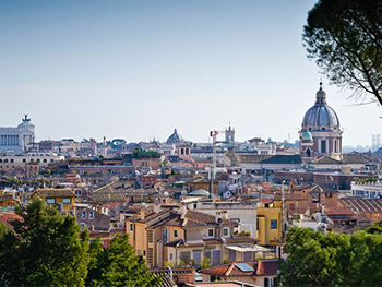 Roma: come arredano casa i romani