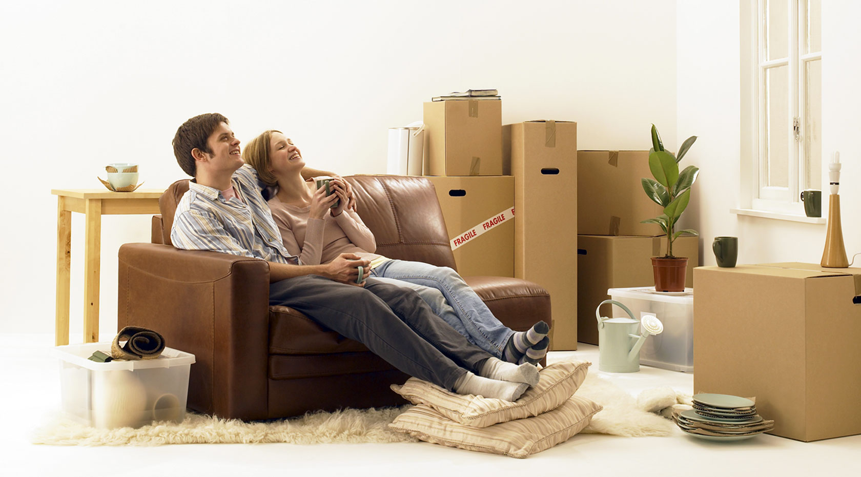 Trasloco facile… idee e suggerimenti per una nuova casa accogliente
