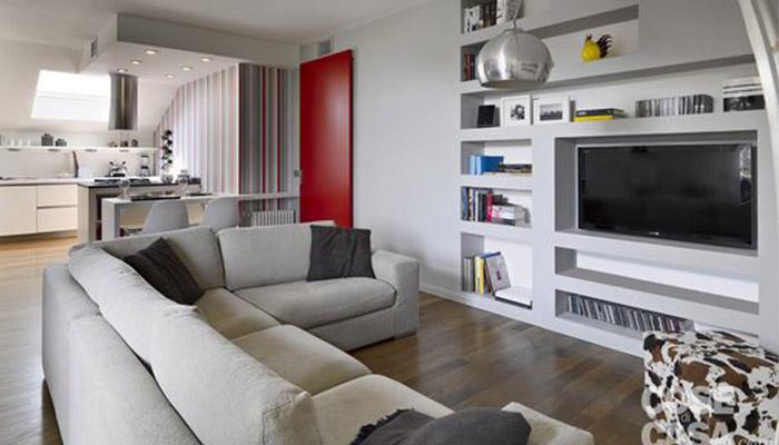 Zona living 4 semplici idee per viverla al meglio for Zona living moderna