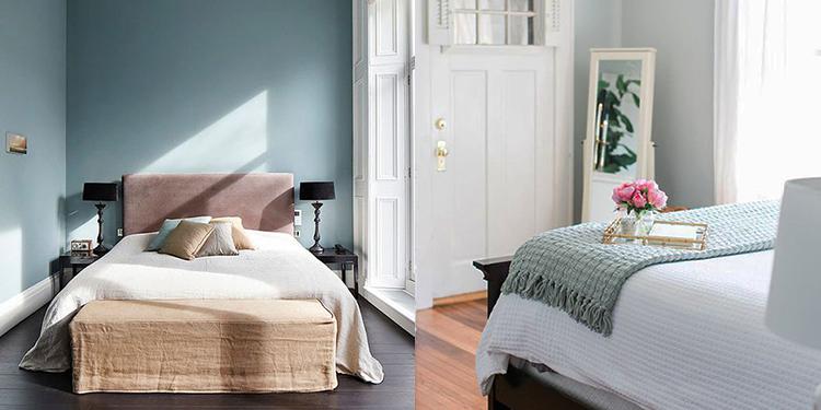 camera da letto colori
