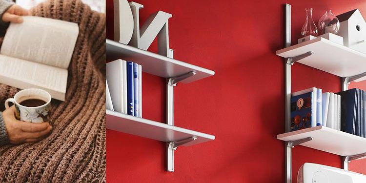 casa accogliente libreria