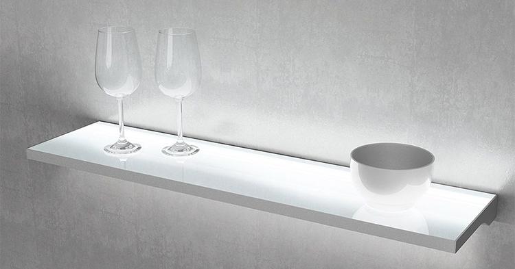 mensola design brandt slim